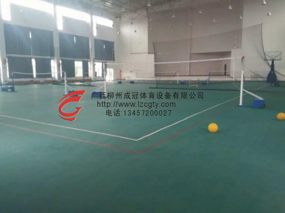 柳州古亭山布纹PVC