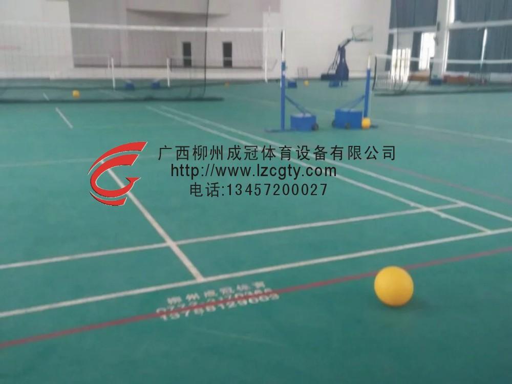 古亭山布纹PVC球馆