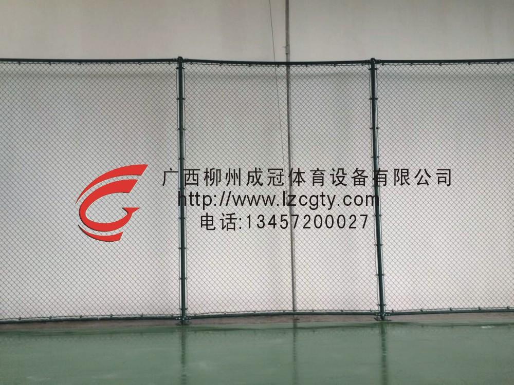 桂林灌阳围网安装进行中