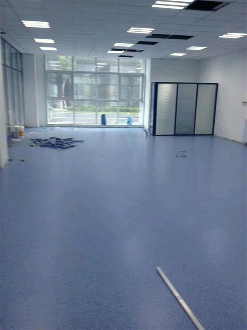 PVC地板的种类与材