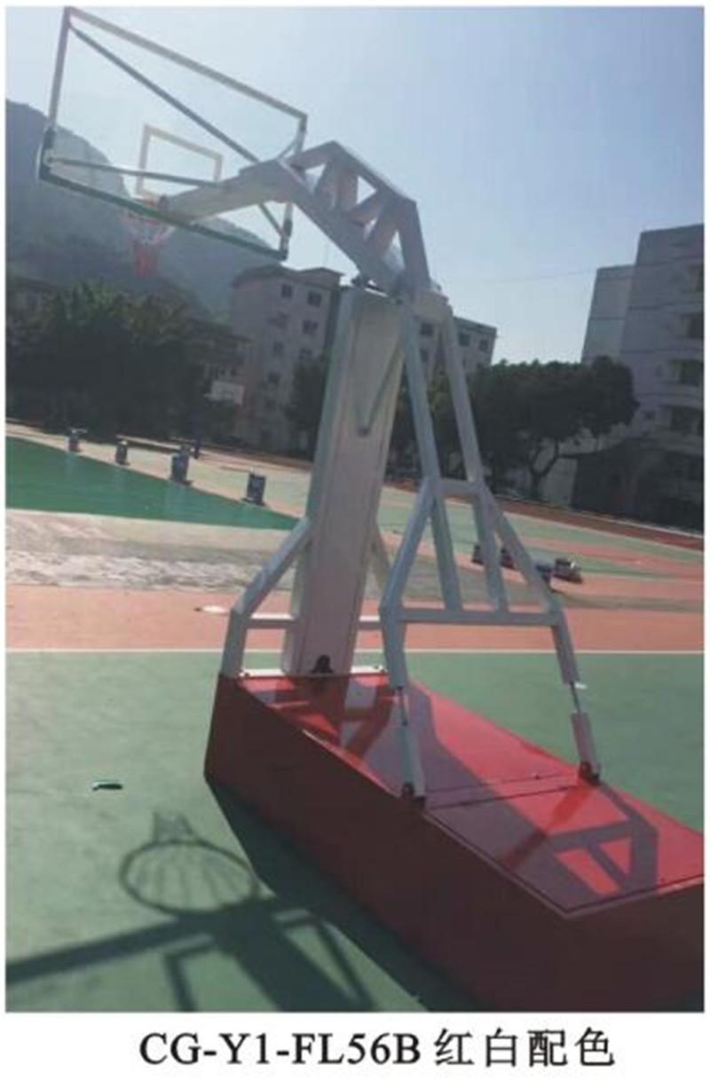 兴业大箱篮球架-灵川